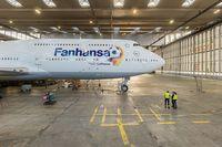 Fanhansa Bild: Deutsche Lufthansa AG - Jürgen Mai