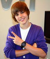 Justin Bieber Bild: Kevin Aranibar from New York, United States
