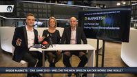 Finanzmärkte: Schicksalsjahr 2020
