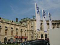 OSCE Hauptsitz in der Wiener Hofburg