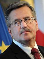 Bronisław Komorowski Bild: Kpalion
