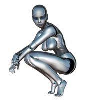 Sexy Roboter: Diese stoßen auf wenig Gegenliebe