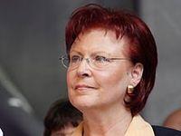Heidemarie Wieczorek-Zeul Bild von א (Aleph), http://commons.wikimedia.org