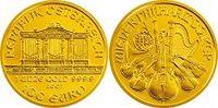 Wiener Philharmoniker in Gold Bild: Münze Österreich