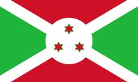 Flagge  Republik Burundi