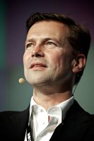 Steffen Seibert auf der re:publica 2012