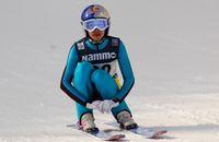 Skisprung: FIS World Cup Skisprung Damen - Oslo (NOR) - 17.03.2013 Bild: DSV