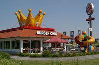 Der Burger King Restaurant Bild: Rainer Knäpper, Lizenz: artlibre / Smial on de.wikipedia