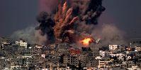 Israelische Armee bombardiert UN Einrichtungen und Flüchtlingsunterkünfte in Palestina (Archivbild)