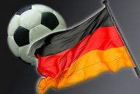 Fußballspiel Deutschland (Symbolbild)