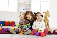 Spielen und Lernen im Kinderzimmer. Bild: © Goran Bogicevic - Fotolia.com