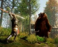 """New World"": Amazon-MMO verspricht viel Action."