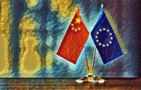China und EU (Symbolbild)