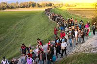 Einwanderer (Symbolbild)
