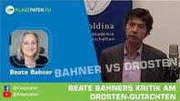 "Bild: SS Video: ""Bahner vs Drosten: Rechtsanwältin zerpflückt das Drosten-Gutachten"" (https://veezee.tube/videos/watch/29a2b58a-6c12-4232-a08c-c13b036fd003) / Eigenes Werk"