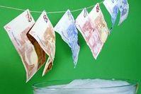 Mangelnder Schutz vor Geldwäsche bei Banken. Bild: aboutpixel.de, Gerd Gropp