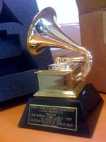 Die Grammy-Trophäe. Bild: Ya'akov / wikipedia.org