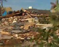 Ort der Verwüstung: Haus aus Versehen abgerissen. Bild: youtube.com, Screenshot