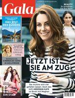 Cover GALA 15/21 (EVT: 8. April 2021) / Bild: GALA, Gruner + Jahr Fotograf: Gruner+Jahr, Gala