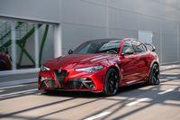 """Alfa Romeo Giulia GTA. Bild: """"obs/Alfa Romeo/FCA Group"""""""
