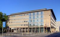Hauptsitz der IHK Köln in Köln