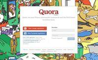 Quora: Hacker greifen Online-Fragedienst an.