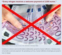 Bild: Screenshot der Webseite www.rumoursaboutgermany.info