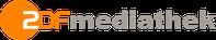 Logo der ZDFmediathek