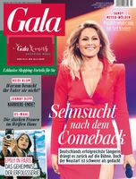 "GALA Cover 47/2020 (EVT: 12. November 2020) / Bild: ""obs/Gruner+Jahr, Gala"""
