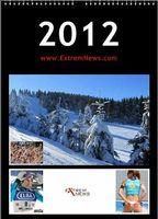 Titel des ExtremNews Fotokalender 2012
