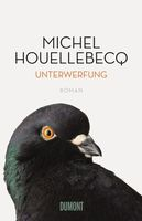 """Cover """"Unterwerfung"""" von Michel Houellebecqs"""