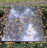 Günter Pfitzmann: Grabstätte auf dem Waldfriedhof Zehlendorf.