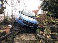 Unfallfahrzeug Bild: Polizei