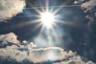 Sonnenschein, Wetter, Hitze (Symbolbild)