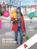 """Titelbild Baby und Familie 11/2019  Bild: """"obs/Wort & Bild Verlag - Gesundheitsmeldungen/Wort&Bild Verlag GmbH & Co. KG"""""""