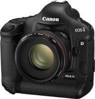 Canon EOS-1D Mark IV Bild: Canon Deutschland GmbH