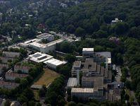 Hauptgebäude Bundeskriminalamt Wiesbaden Liegenschaft Thaerstraße in Wiesbaden