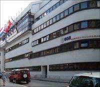 ESA Hauptverwaltung in Paris