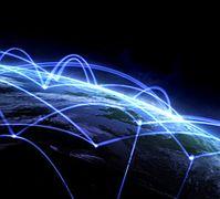 Netzwerk: Transferrekord im Caltech-Experiment gebrochen (Foto: Caltech)