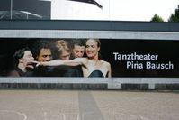 Plakat am Elberfelder Schauspielhaus