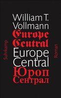 """Cover von """"Europe Central"""""""