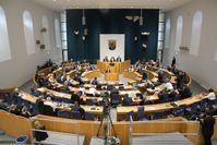 Plenarsitzung Landtag Rheinland-Pfalz