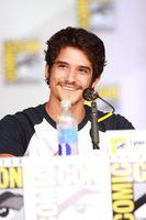 Tyler Posey bei der Comic-Con 2013