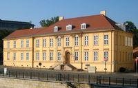 Das Magnus-Haus, Sitz der Atlantik-Brücke e.V. in Berlin-Mitte