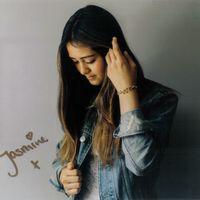 Autogrammkarte von Jasmine Thompson