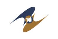 Eurasische Wirtschaftsunion (EAWU, EAEU, EEU) Logo
