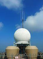 Sendestation: Neues Radar bietet viele Optionen. Bild: pixelio.de, Andrea Damm