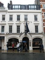 Niederlassung von Sotheby's in der 34–35 New Bond Street, London