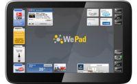 WePad-Macher in PR-Falle. Bild: wepad.mobi