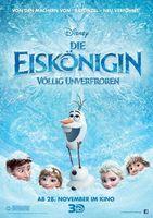 """Kinoplakat von """"Die Eiskönigin – Völlig unverfroren"""""""